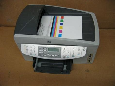 Printer Hp Officejet 7210 All In One hp officejet 7210 all in one q3460a inkjet printer scan