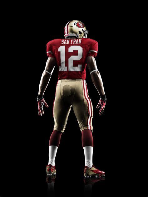 color run sf san francisco 49ers 2012 nike football nike news