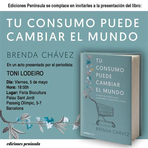 presentaci 243 n del libro tu consumo puede cambiar el mundo conbici