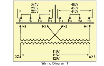 480 volt single phase transformer wiring diagram get free image about wiring diagram