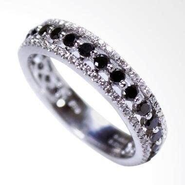 Promo Cincin Berlian Eropa Emas Putih 1 jual lavish r15579 cincin berlian eropa emas putih 18k