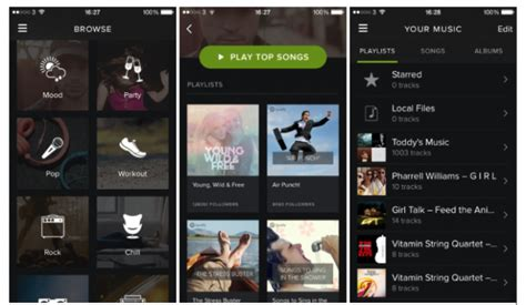 spotify app android android users can now enjoy a darker reved spotify app recombu