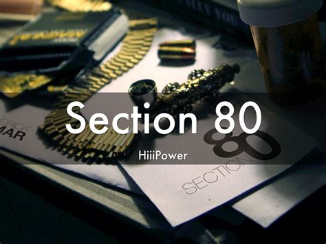 Section 80 Album by Kendrick Lamar By Rivers 092