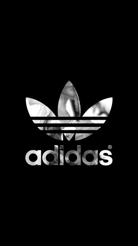 adidas logo black adidas black ink wallpapers to your cell phone