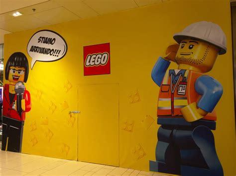 prima porta roma centro commerciale la prima apertura in citt 224 di un lego store al centro