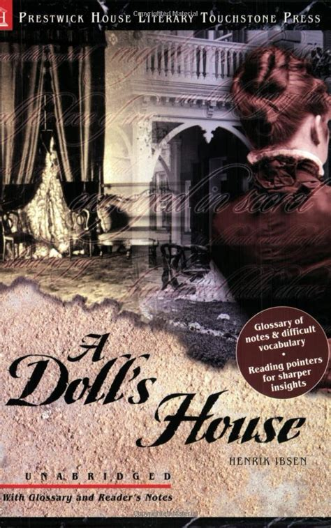 dolls house by henrik ibsen quot a dolls house quot henrik ibsen books pinterest