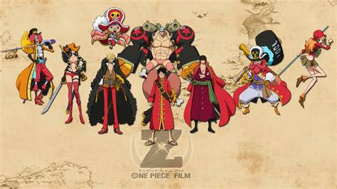 film z one piece descargar one piece film z identi