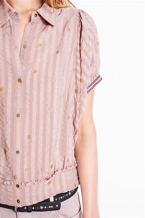 Sense Combined Dress Chiffon Shirt With Floral Motif 194 best images about look zadig et voltaire on