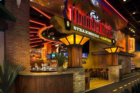 Floor And Decor Location by Thunder Road Steakhouse Themed Casino Restaurant Design