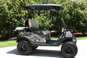 gallery for gt camo lifted golf carts