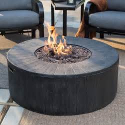 Gas Fireplace Pit Ember Whitehall 40 In Gas Pit Pits At