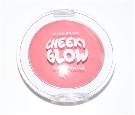 Maybelline Blush On Cheeky Glow Fresh Coral maybelline cheeky glow blush in fresh coral review
