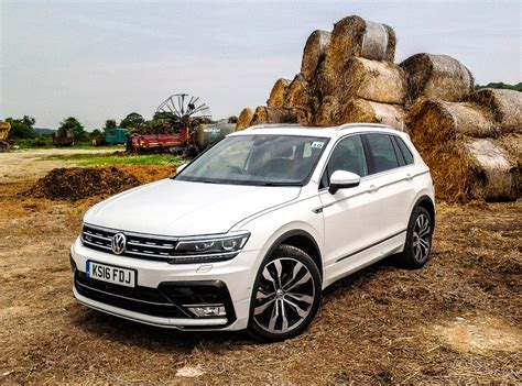 Volkswagen Tiguan (2016) First Drive   Cars.co.za