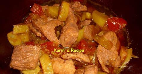 Sapi Pasteurisasi 600ml karin s recipe semur daging jawa javanese beef stew