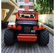 These 6 Indian Modified Cars Look Like Spectacularly