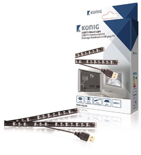 strisce di led per illuminazione 2 strisce led per illuminazione regolabile per tv usb di