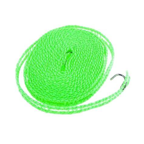 Baru Tali Jemuran jual solidexshop tali jemuran serbaguna hijau 5 meter harga kualitas terjamin