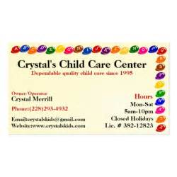 day care business cards 1 000 daycare business cards and daycare business card