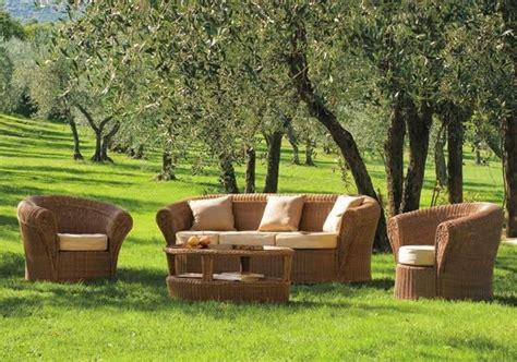 salotti da giardino salotti per esterno mobili da giardino caratteristiche