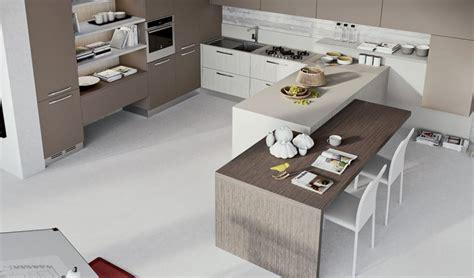 tavolo penisola cucina cucina con penisola perch 233 232 utile realizzarla