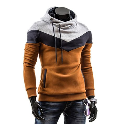 Jaket Sweater Hoodie Jumper Fitnes new s hoodie hooded warm winter slim sweatshirt outwear sweater coat jacket ebay
