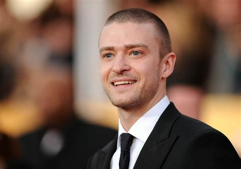 is justin timberlake balding bald is beautiful and a career boost study finds
