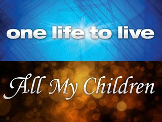 all my children and one life to live revivals have a all my children one life to live official plans for