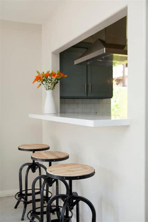 contemporary kitchen   breakfast bar hgtv