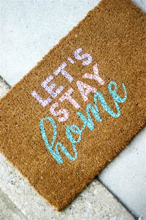 Customized Doormat by Personalized Door Mat Diycandy