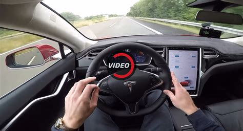 tesla inside hop inside tesla s model s p100d for some 1 on 1