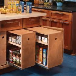 storage ideas for kitchen cabinets