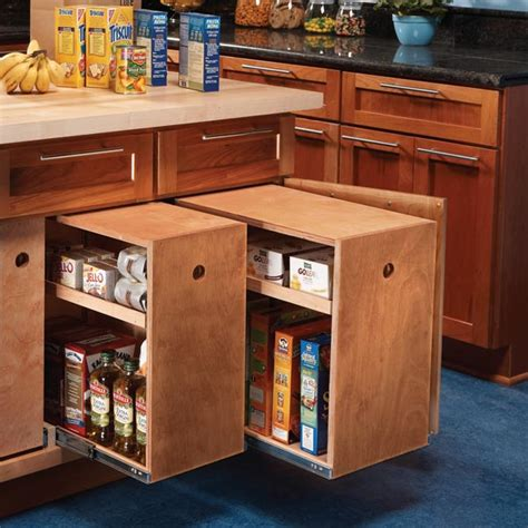 kitchen counter storage ideas
