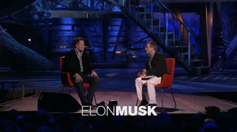 Ted Talks Tesla Inspiring Ted Talk With Entrepreneur Elon Musk
