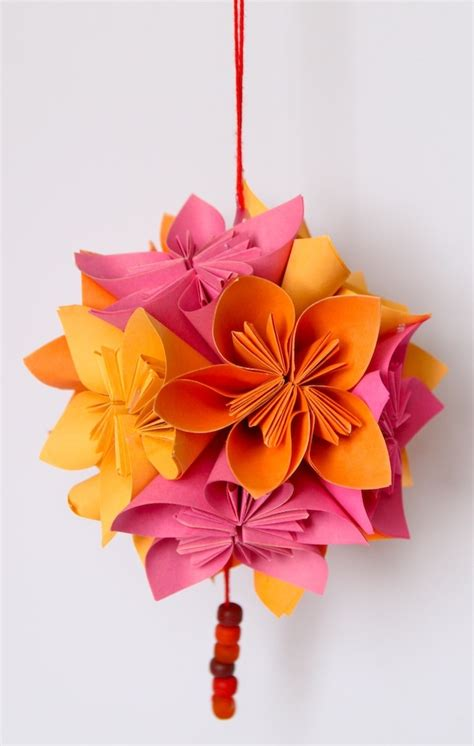 How To Make Japanese Paper Flowers - japanese paper flowers e ge cr f y