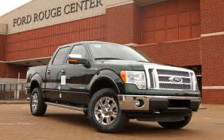 2012 Ford F150 4x4 2012 Ford F 150 Lariat 4x4 Ecoboost Front View Photo 2