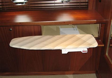 Drawer Ironing Board by Review Queenship 74 Motoryacht Page 2 Yachtforums