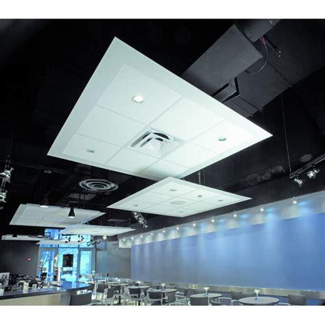 Plafond Flottant plafond flottant acoustique axiom canopy armstrong