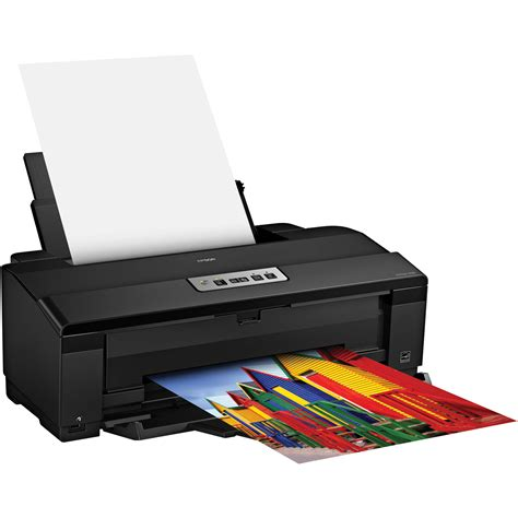 Printer Epson Els Computer epson artisan 1430 wireless color inkjet printer c11cb53201 b h