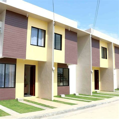 sunberry homes subdivision cebu houses for sale sunberry homes2 affordable townhouse for sale basak lapu