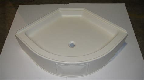Replacing Shower Pan by Replacement Rv Shower Pans