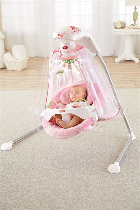 baby garden swing fisher price papasan cradle swing butterfly