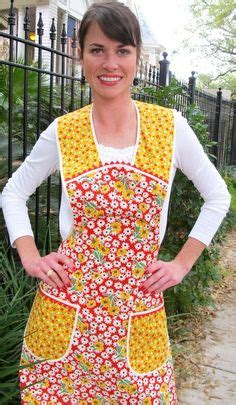 Celemek Apron Pattern you need another apron apron cleaning vintage everyday apron medium to