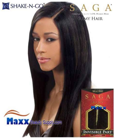 can you clip in a invisible part closure clip in hair maxxbeautysupply com hair wig