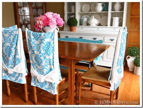 dining room chair cover ideas dining chair slipcovers