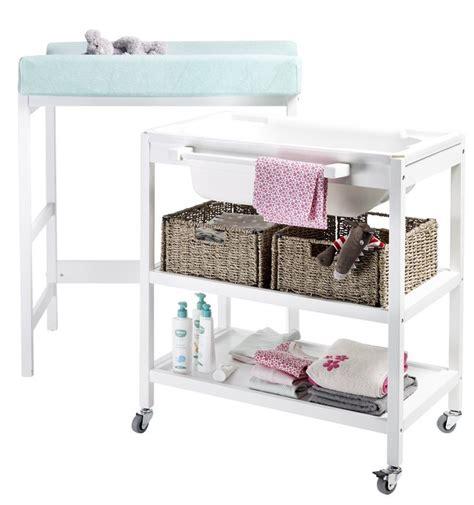 Table A Langer Avec Baignoire Quax by Quax Table 224 Langer Compact Smart Blanc Dreambaby