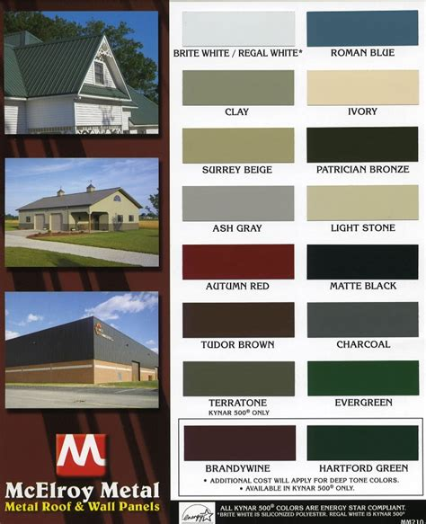 mcelroy metal roofing paradise lumber hardware st