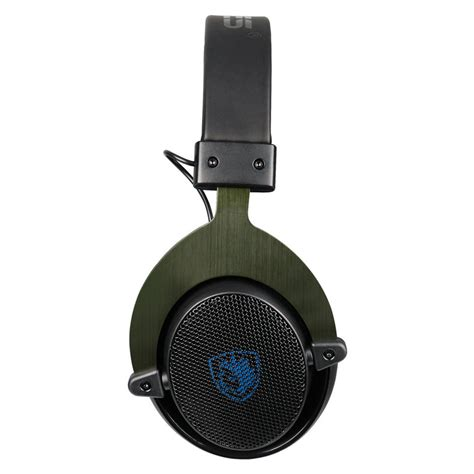 Headset Gaming Warwolf R3 sades r3 gaming bass surround stereo ear headset with microphone volume sale