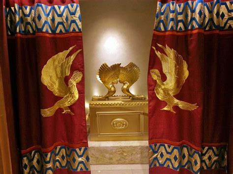 curtain holy of holies double portion inheritance the yom kippur twin goats