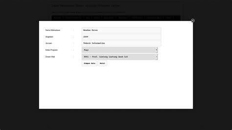 Source Code Aplikasi Kartu Rencana Studi pondoksoft source code aplikasi kartu rencana studi gratis