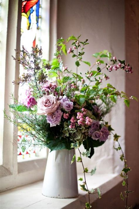 Blumen Fensterbank Innen by Fensterbank Dekoration 57 Ideen Wie Sie Das Potenzial